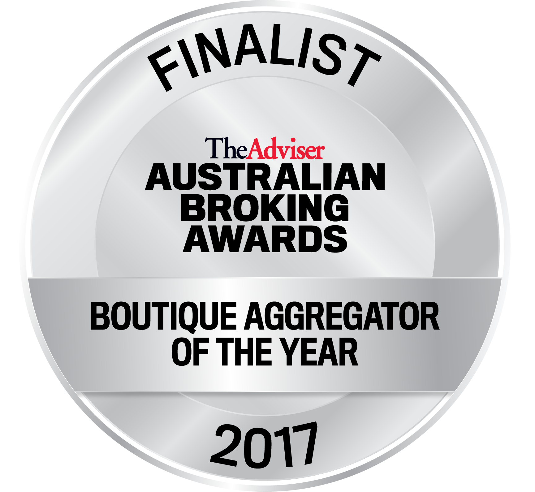 2017 Finalist Boutique Aggregator of the Year